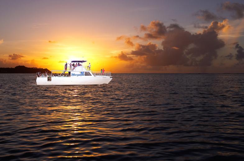BIG Sunset Dinner Cruise 12