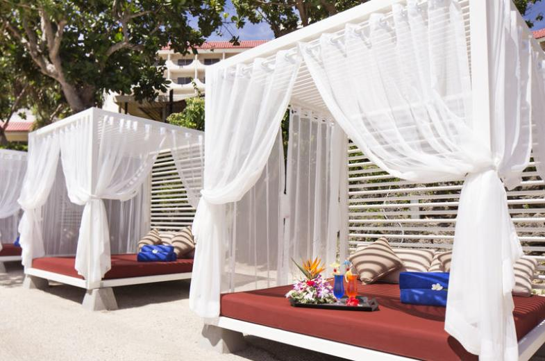 Beachside Cabanas