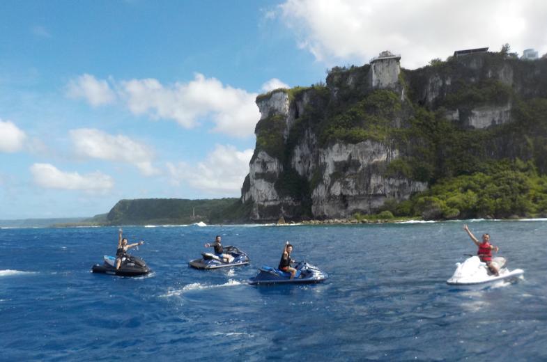 Guam Jet Ski 19
