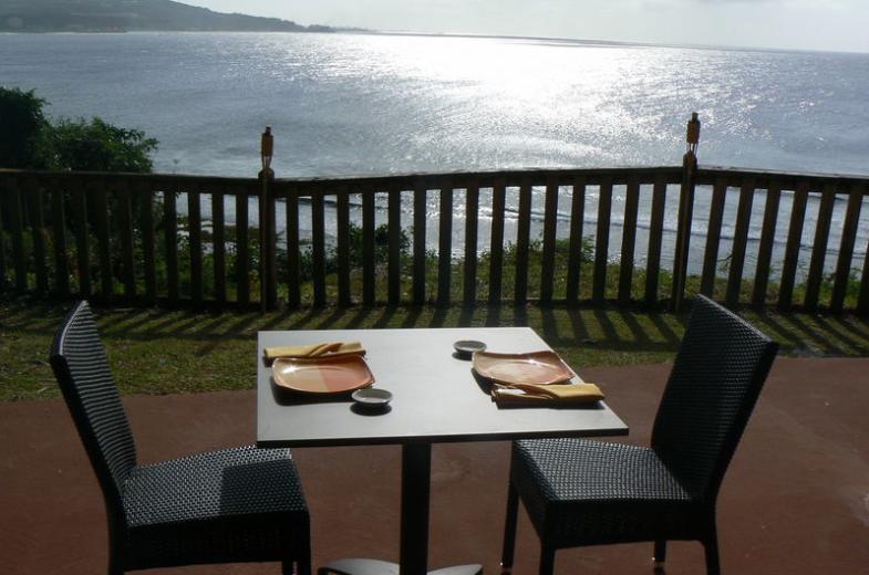 Bayside BBQ Ocean View