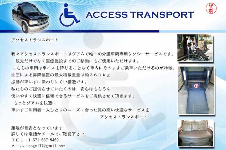 Access Transport - Brochure 2