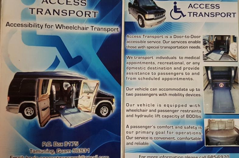 Access Transport - Brochure