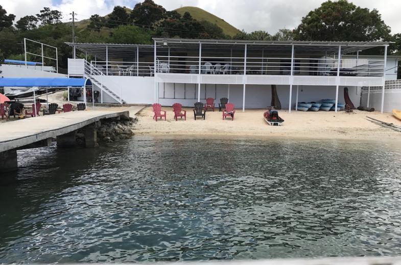 Dan's Marine Resort 1