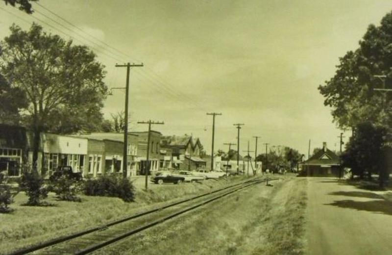 old town huntersville