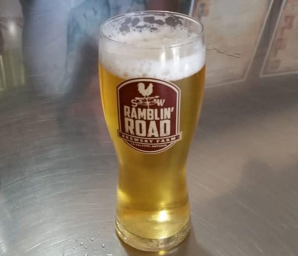 Ramblin road beer