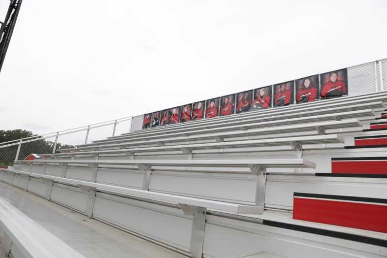 RANKIN COUNTY SCHOOL DISTRICT - BAND BLEACHER - 3