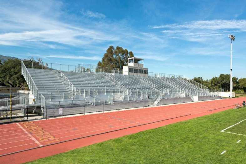 Los Gatos - Football and Track - 3