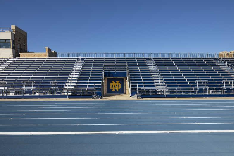Track & Field - University of Notre Dame