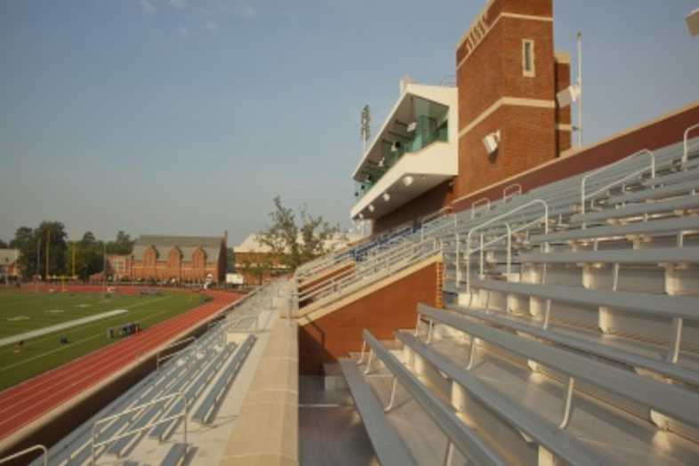 Football Bleachers - University of Richmond