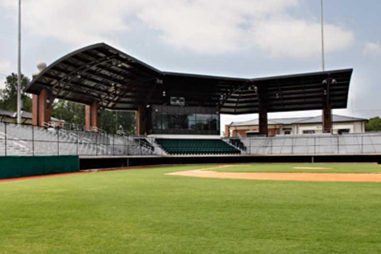 Baseball Bleachers - Warner Robins, GA