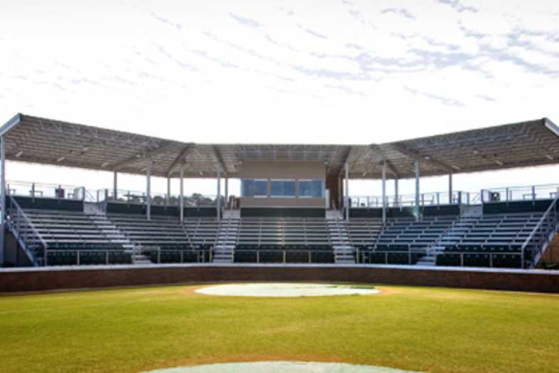 Baseball Bleachers - University of Central Arkansas