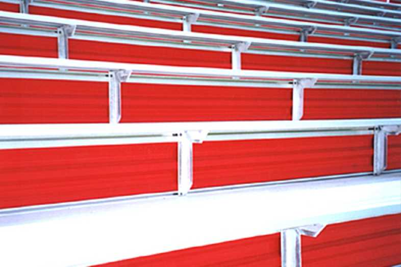 Football Bleachers - University of Arkansas