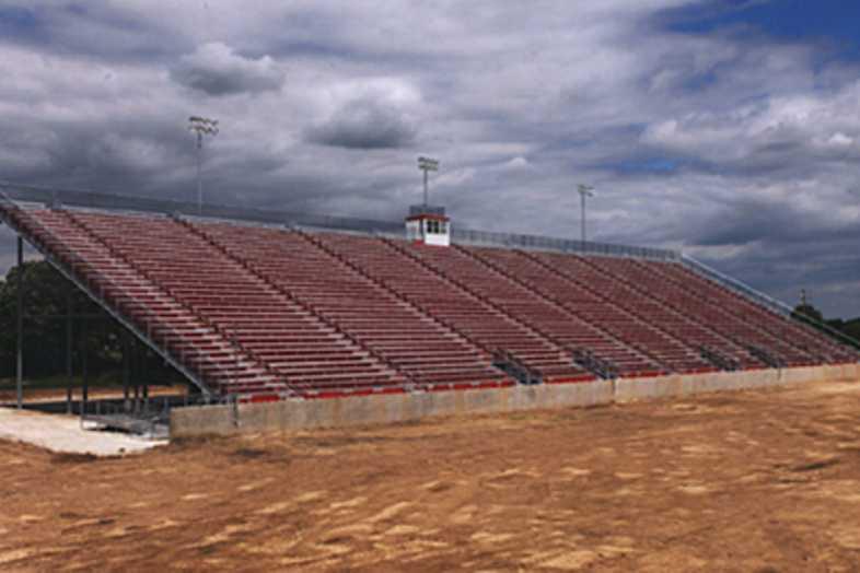 Fairgrounds Bleachers - Racine County