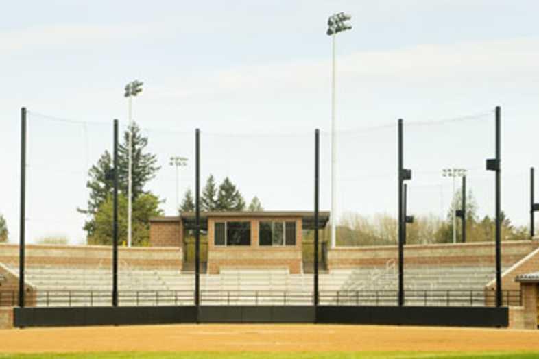 Baseball Bleachers - Pacific University