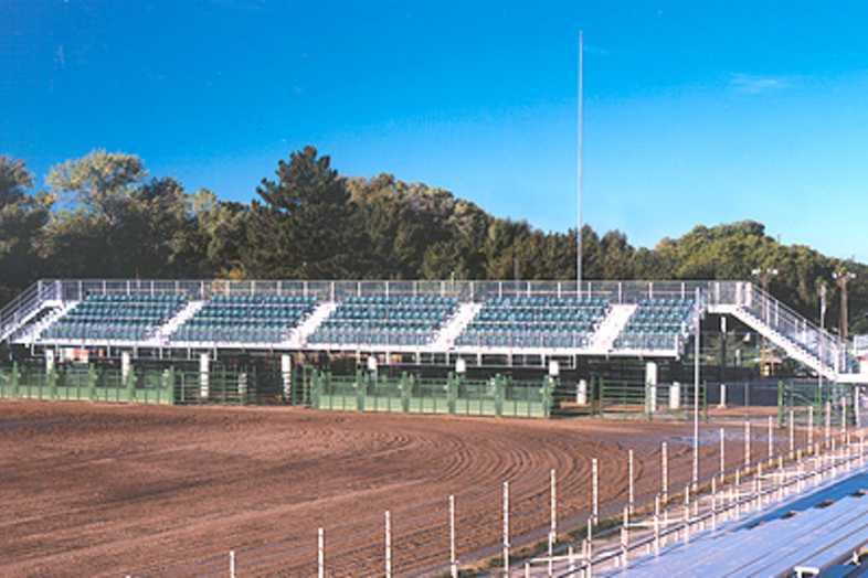 Bleachers - Ogden City Stadium
