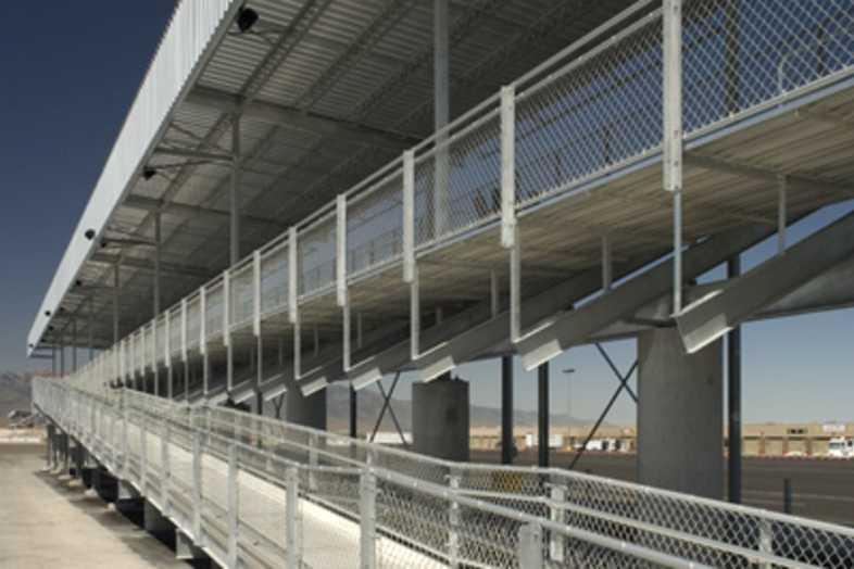 Bleachers - Miller Motorsports Park