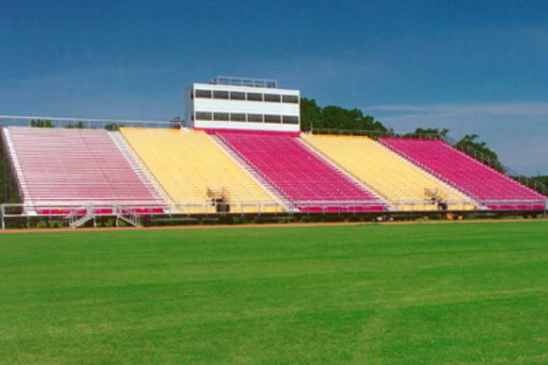 Football Bleachers - Jones County Jr. College