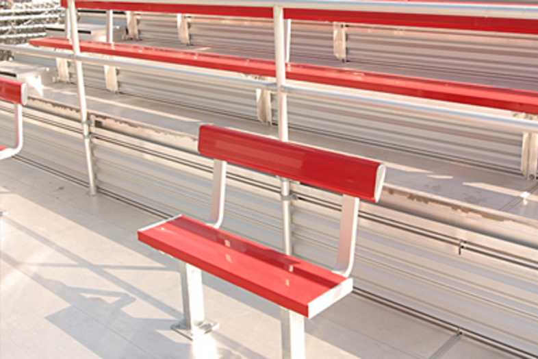 Football Bleachers - Iowa State University