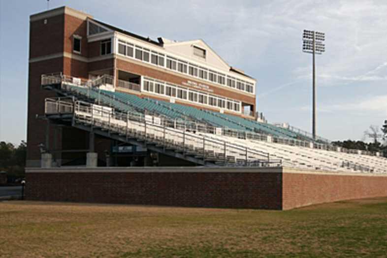 Football Bleachers - Coastal Carolina University