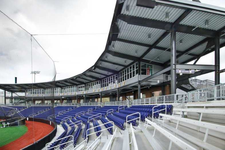 University of Washington - Husky Ballpark - 2