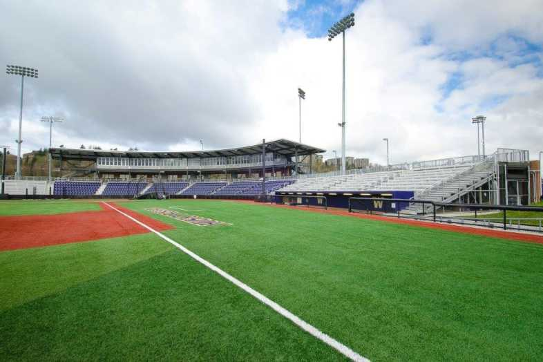 University of Washington - Husky Ballpark - 3