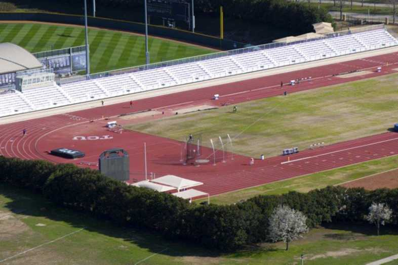 Lowdon Track Facility - 2