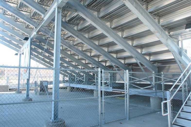 Covina-Valley Unified School District - Football Bleachers - 6