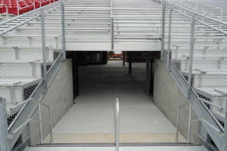 Jarrell Williams Bulldog Stadium - Springdale High School - 7