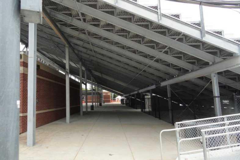 Jarrell Williams Bulldog Stadium - Springdale High School - 3