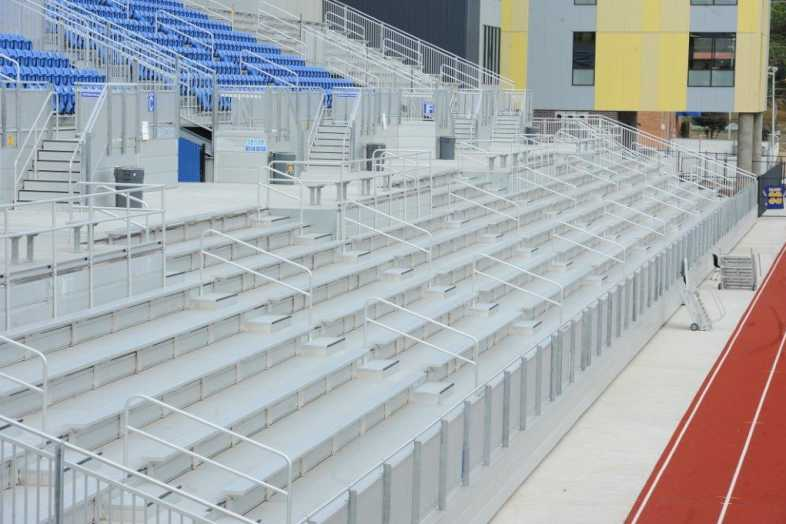 North Little Rock School District - Football Bleachers - 9