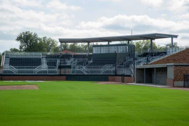 Delta State University - Baseball Bleachers - 6