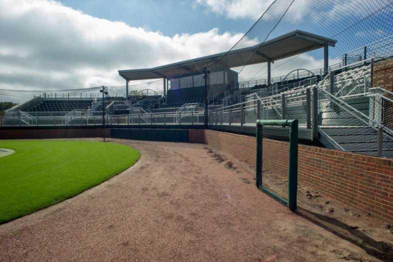 Delta State University - Baseball Bleachers - 9