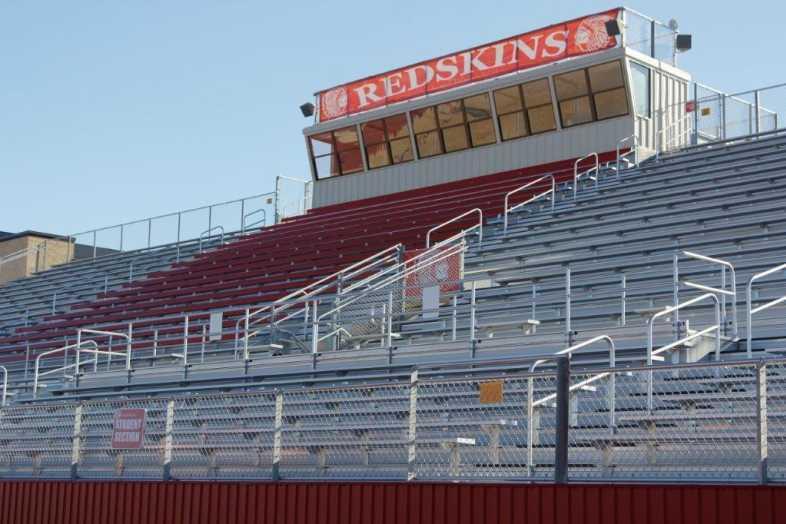 Pocahontas School District - High School Football Bleachers - 3