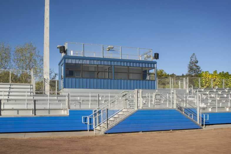 Cloverdale USD Football Stadium - 5