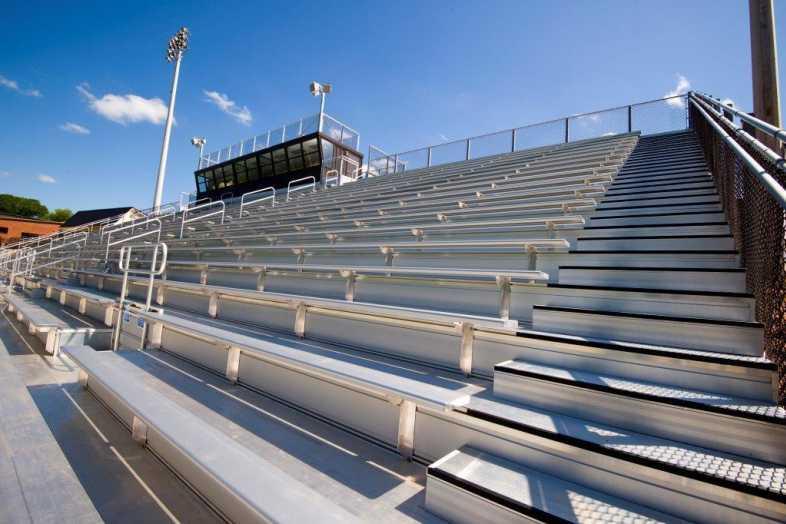 CARROLL COUNTY SCHOOL DISTRICT - FOOTBALL BLEACHERS - 6