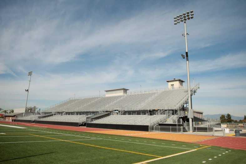 Whittier Union High School District - Football Bleachers - 1