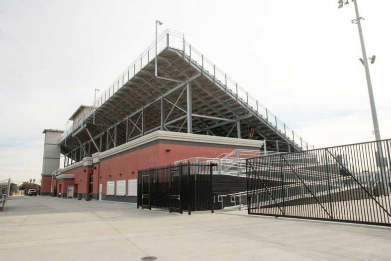 Whittier Union High School District - Football Bleachers - 6