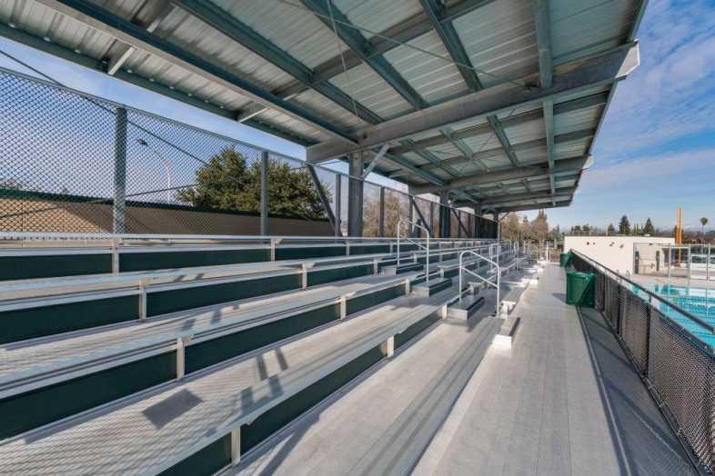 FRESNO UNIFIED SCHOOL DISTRICT - Hoover Aquatic Center - 3