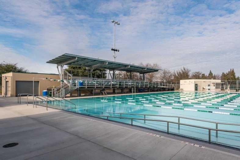 FRESNO UNIFIED SCHOOL DISTRICT - Hoover Aquatic Center - 9