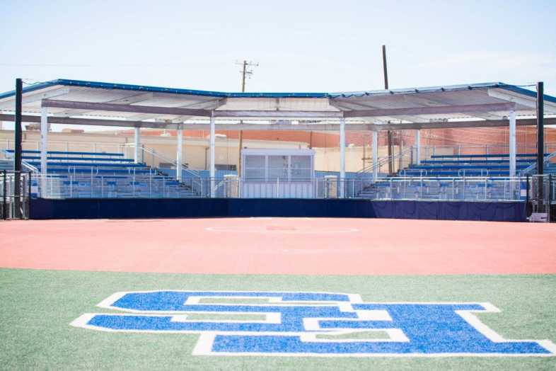 FORT STOCKTON SOFTBALL - 1