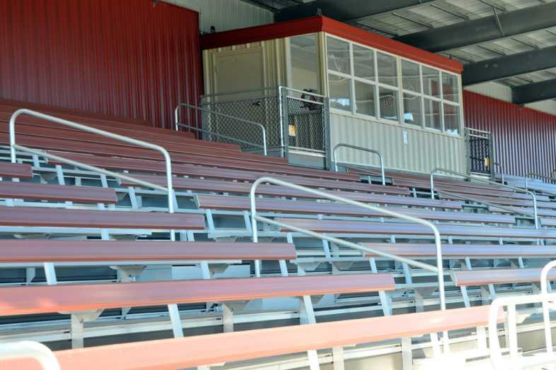 Ouray County Fairgrounds Bleachers - 4