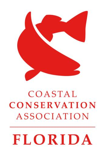Coastal Conservation Association Florida logo
