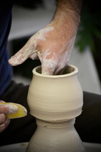 Artisan Clay Pot