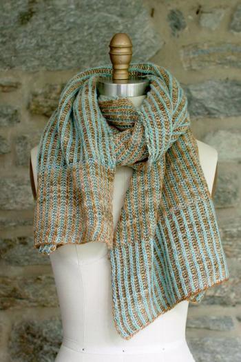 Knitting Temptations Scarf