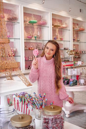 Talia Ramsey - Bijou Confectionary Shop