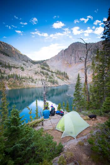 Camping Colorado