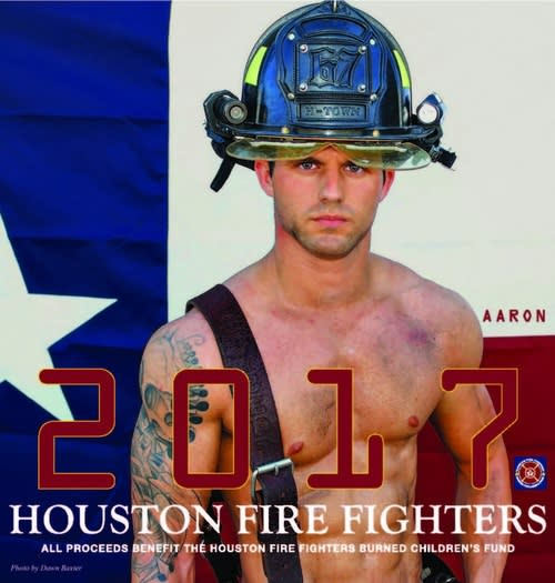 Fire Fighter Calendar