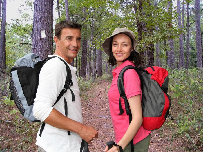 Lone Star Hiking Trail, Conroe