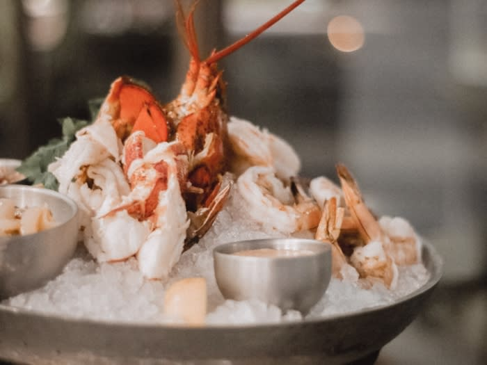 Davios Irvine Lobster