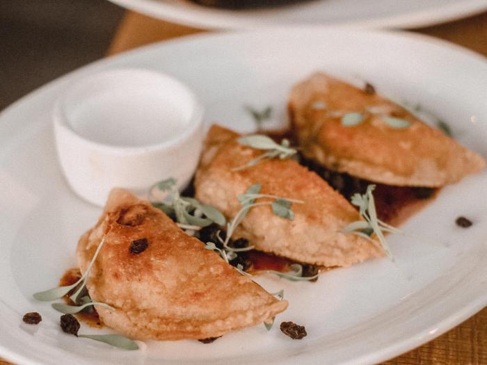 Cha Cha's Latin Kitchen Irvine Empanadas